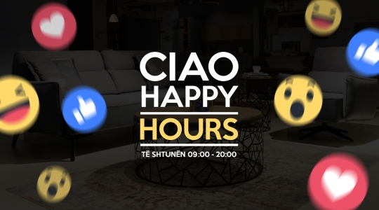 CIAO HAPPY HOURS