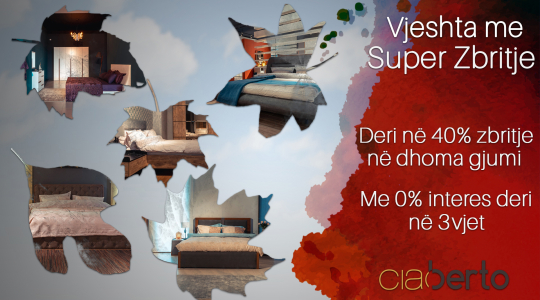 Autumn with super discounts on Ciao Berto sofas